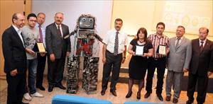Elektrik-Elektronik Atıkları Projesine Destek Veren Firmalar Ödüllendirildi