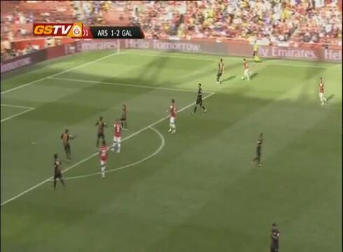 Emirates Cup 2013 | Özet Arsenal 1-2 Galatasaray