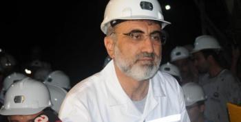 Enerji Bakanı Yıldız Ramazan Ayının İlk İftarını Maden İşçileriyle Yaptı