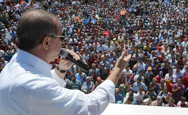 Erdoğan Anketlerdeki Oylar Yeterli Değil