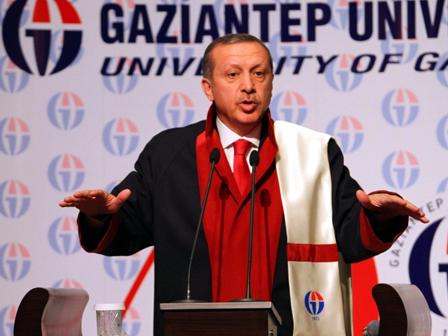 Erdoğan Batı Güçlü Bir Türkiye İstemiyor