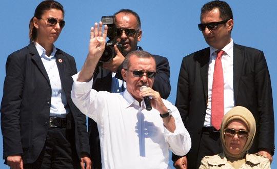 Erdoğan Tutuklaya Tutuklaya Mısırı Bitiremezsiniz