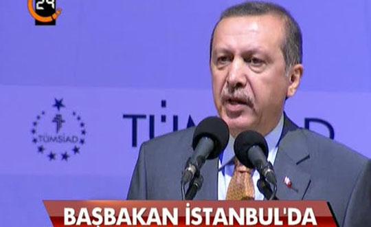 Erdoğan İftar Programında Konuşuyor