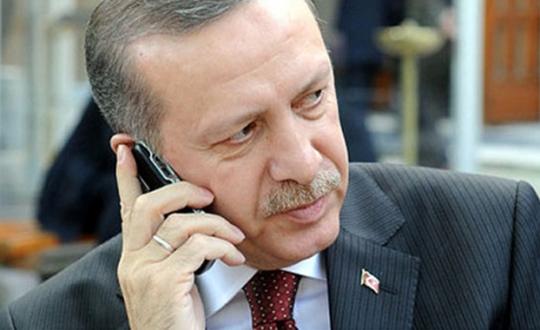 Erdoğan İtalya Başbakanı İle Görüştü