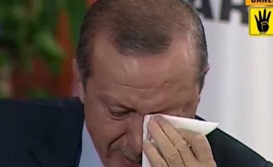 Erdoğanı Canlı Yayında Ağlatan Mektup