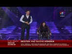Ertunç Tuncer Ve Yıldız   O Ses Türkiye Engelliler İçin Özel