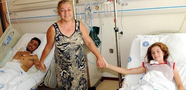 Eşini Karaciğeriyle Hayata Bağladı