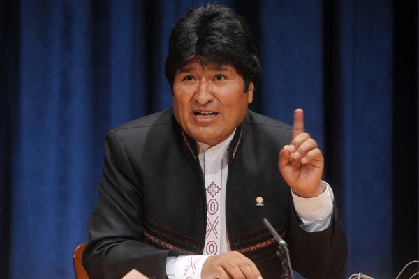 Evo Moralesin Uçağına Snowden Müdahalesi