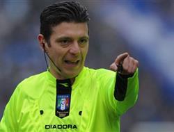 FB-Arsenal Maçına İtalyan Hakem