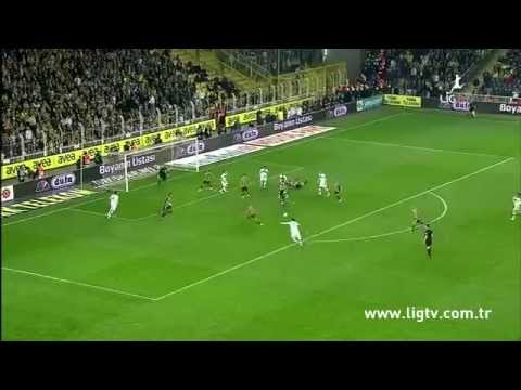 Fenerbahçe 4-1 Bursaspor  Geniş Özetini İzle 10 Mart 2013