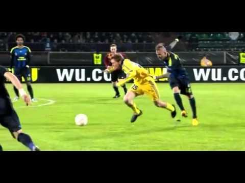 Fenerbahçe Bate Borisov Meirelesin Kırmızı Kart Pozisyon 14 Şubat 2013