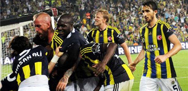 Fenerbahçe Kafilesi Karabükte