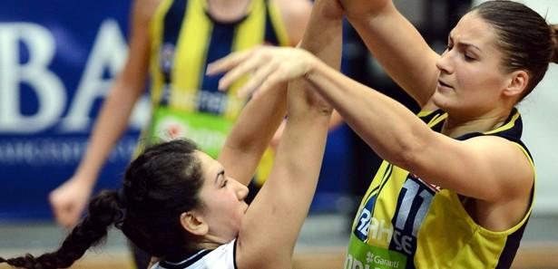 Basketbolda Fenerbahçe Beşiktaşa Tarihi Fark Attı