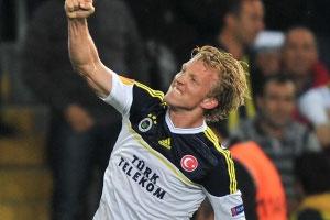 Fenerbahçeli Kuyttan İngiliz Muhabire Kapak Sözler