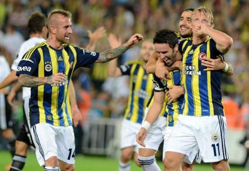 Fenerbahcenin 3 Haftalik Mac Trafigi Fenerbahçenin 3 Haftalık Maç Trafiği
