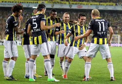 Fenerbahçenin UEFA Kupasındaki Rakipleri  Kimler