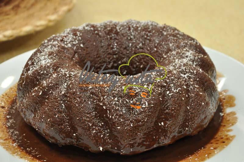 Fındıklı Çikolatalı Islak Kek Tarifi
