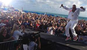 Flo Rida 7 Eylülde Hipodromda