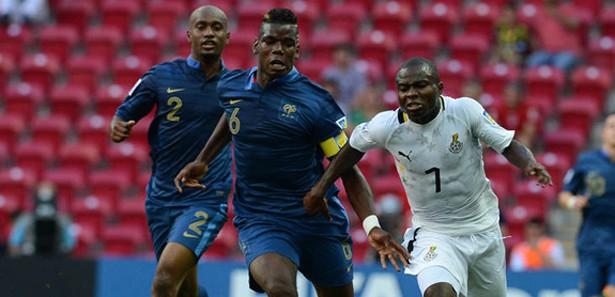 Fransa Ganaya Acımadı