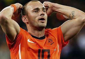 G.Saray En Sonunda Sneijder İle Anlaştı