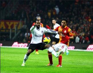 Galatasaray 2-1 Beşiktaş Maçı Golleri İzle 27 Ocak