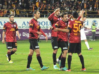 Galatasaray Alanyaspor 6 2 YEndi