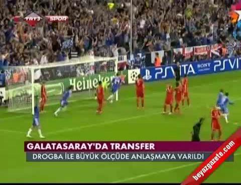 Galatasaray Drogbayı Aldı Mı