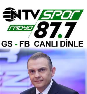 Galatasaray Fenerbahçe Süper Kupa Maçı Canlı Radyo Dinle