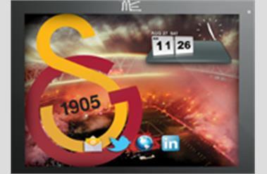 Galatasaray Tabletleri Satışa Çıktı