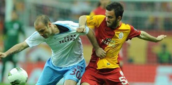 Galatasaray Trabzonspor Ma Gollerini zle 18.05.2013