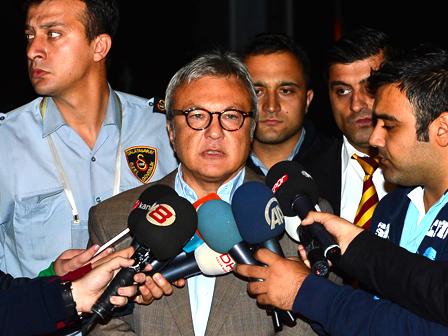 Galatasaraydan Mehmet Topala Sert Cevap Galatasaraydan Mehmet Topala Sert Cevap