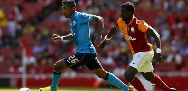 Galatasaraydan Portoya Tek Kurşun