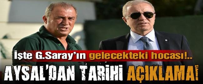 Galatasarayın Gelecekteki Hocası..