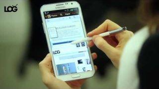 Galaxy Note 2 Tek Ekranda Kolay Çalışma
