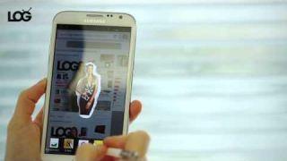 Galaxy Note 2 Yaraticilik Araclari Nasil Kullanilir Galaxy Note 2 Yaratıcılık Araçları Nasıl Kullanılır