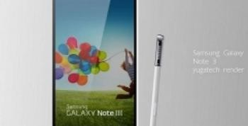 Galaxy Note III 4K Video Kaydı Sunabilir