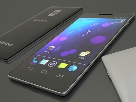 Galaxy S4ün İlk Görüntüsü Sızdı