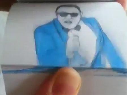 Gangnam Style  Animasyonunu İzle