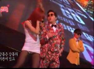 Gangnam Style`a Rakip Gangbuk Dandy