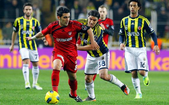 Gaziantep Fenerbahçe Maçı Semihin Attığı Golü İzle