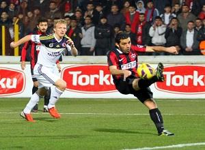 Gaziantepspor 1 – 2 Fenerbahçe Maçının İzle