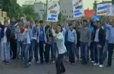 Gezi Eylemlerini Konu Alan Samanyolu TV Dizisi Pes Dedirtti