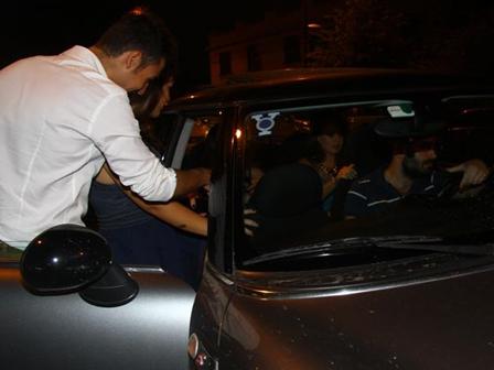 Gizem Karacanin Dagittigi Gece Gizem Karacanın Dağıttığı Gece