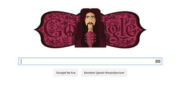 Google Barış Manço Logsunun Anlamı Nedir