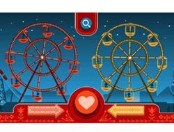 Googledan Sevgililer Günü İçin Özel Doodle