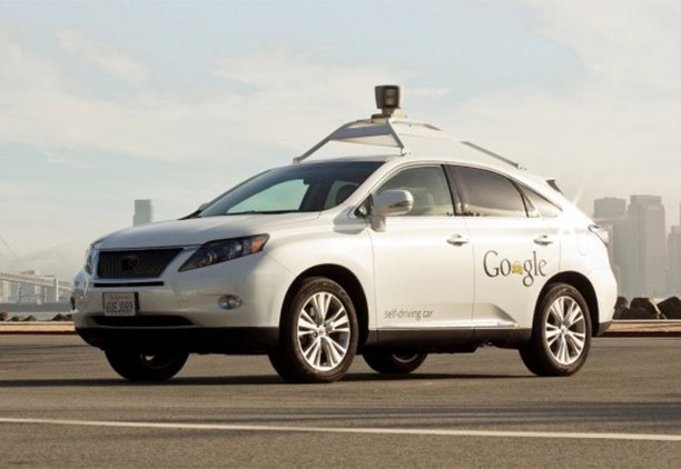 Googleın Sürücüsüz Araçlarında Yeni Dönem