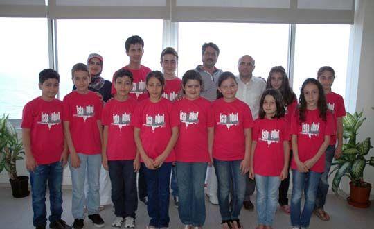 Grup 571 İzmirlileri Bekliyor