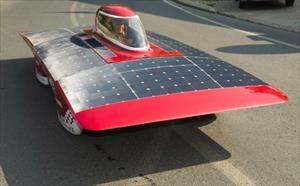Güneş Enerjisi İle Çalışan ARIBA 6 Yola Çıktı