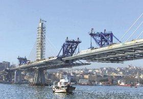 Haliç Metro Köprüsünün Smilasyonu Yayınlandı