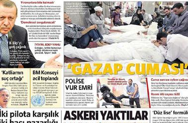 Hangi Gazeteler Bugün Aynı Manşetle Çıktı?